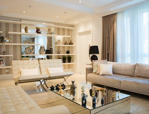 Comment aménager un salon tout en longueur