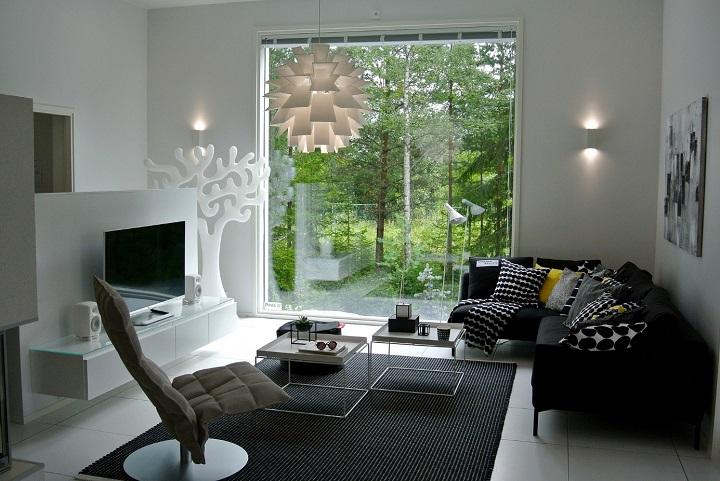 Ouverture et perspective dans votre salon