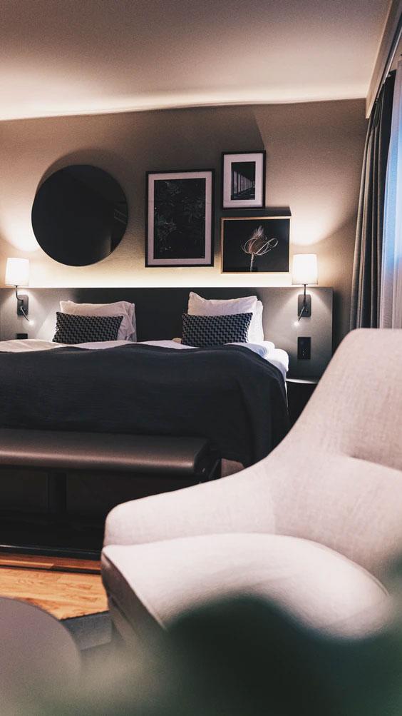 decoration de chambre comme a lhotel